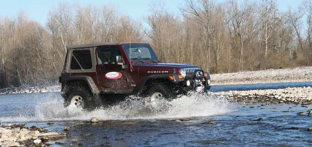Jeep Wrangler by Performance 4x4