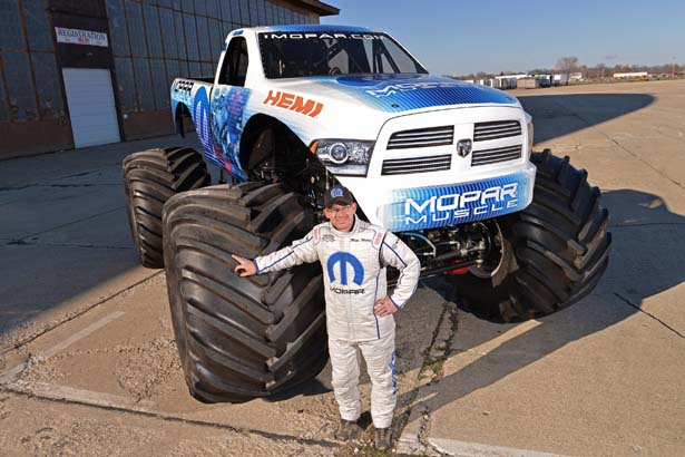 Hall Brothers Racing driver Mike Miller will take the wheel of t