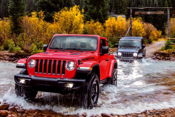 All-new 2018 Jeep® Wrangler