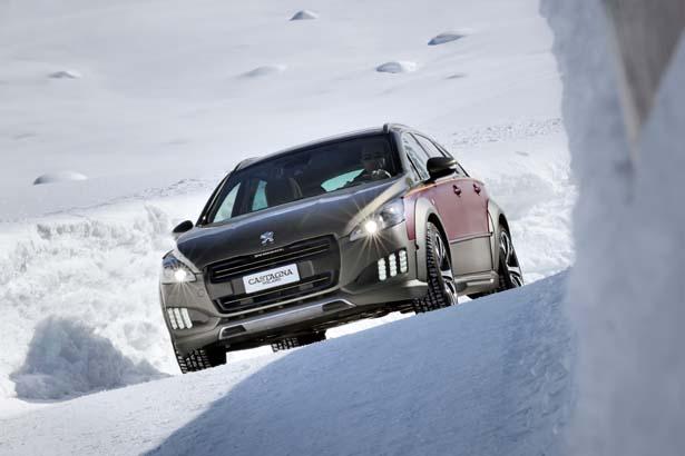 Peugeot 508 RXH by Castagna