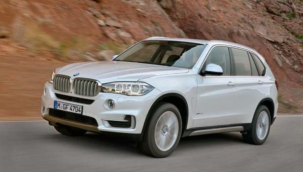 BMW X5 Cambio generazionale