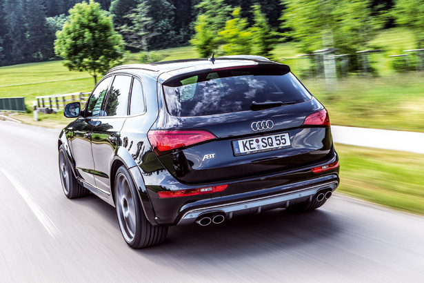 SQ5 by ABT