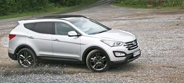 Hyundai Santa Fe 2.2 A/T