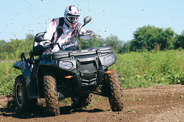 Polaris Sportsman 850 EFi XP EPS Touring