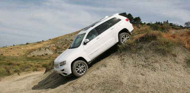 Jeep Grand Cherokee V6 3.0 CRDI Summit