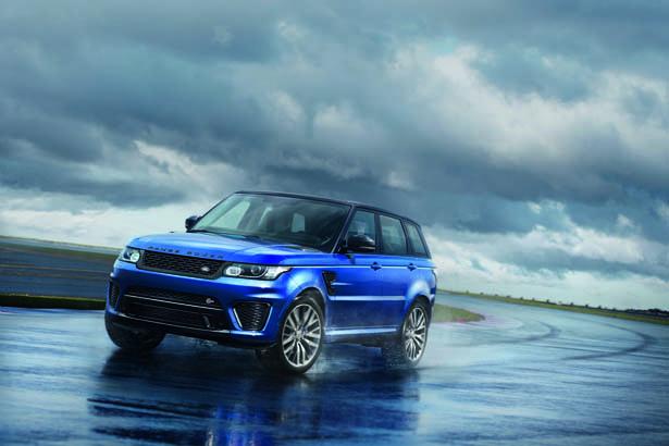 Range Rover Sport: La più cattiva di sempre