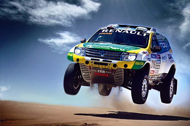 Renault Duster & Dakar: obiettivo ambizioso