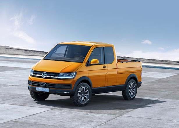 Volkswagen Tristar: versatile come un coltellino svizzero