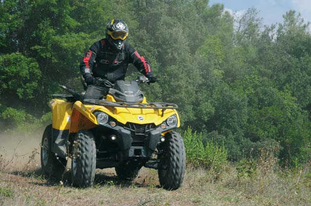 Can-am Outlander L 500 Max DPS