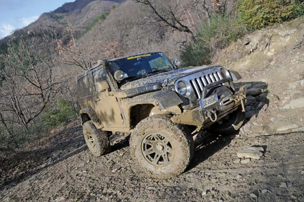 Jeep JK Rubicon by JK Specialist