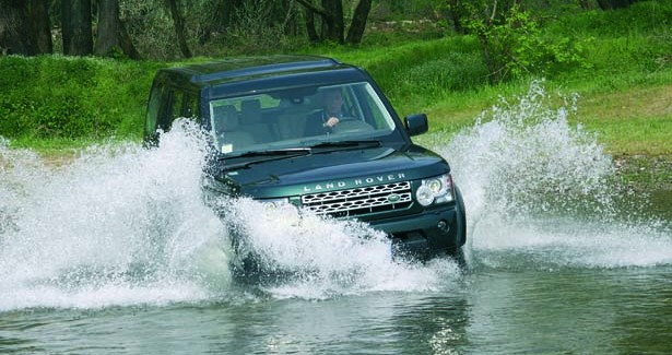 Land Rover Discovery4 SDV6 HSE