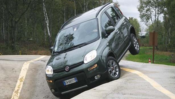 Fiat Panda 4×4 0.9 TwinAir