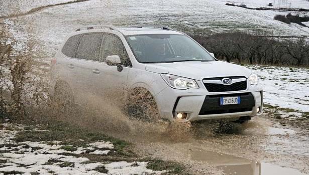 Subaru Forester 2.0 XT CVT Dynamic