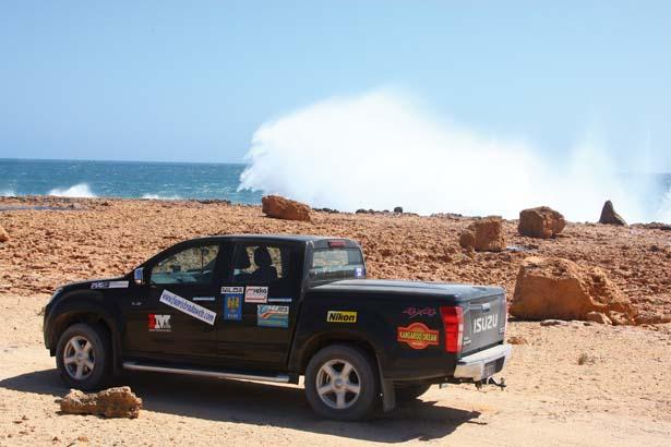 Western Australia in 4×4