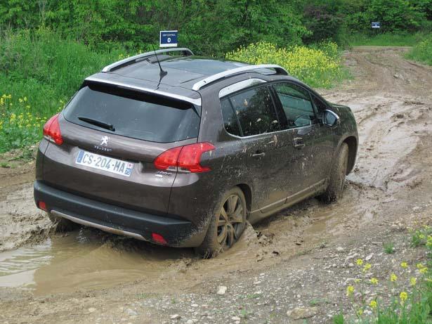 Peugeot 2008 1.6 E-HDI 115 cv Grip Control