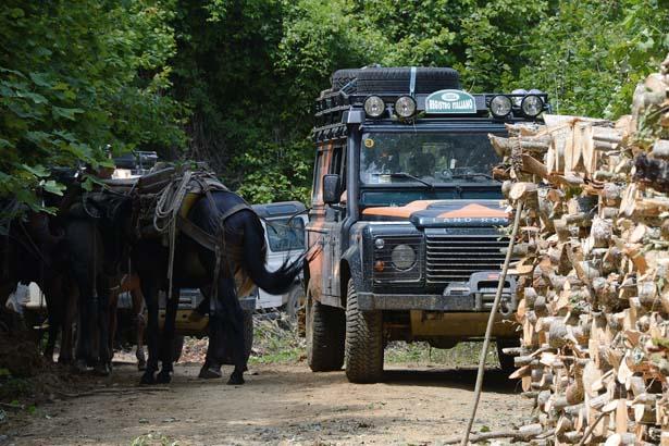 In Grecia con il Registro Italiano Land Rover