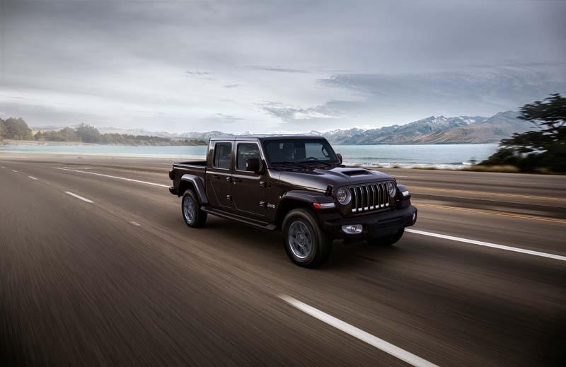 Jeep Gladiator: pick up per tutti