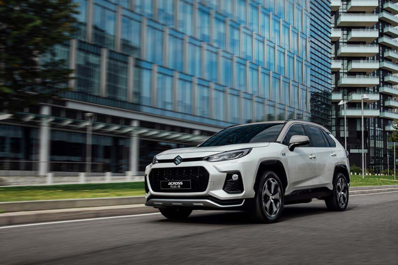 Suzuki: incentivi e sconti ecologici