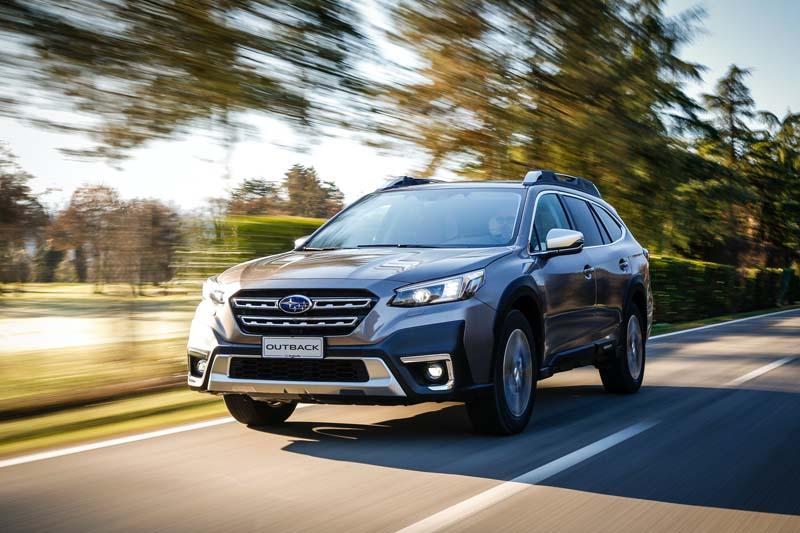 Subaru Outback MY21 come prima meglio di prima