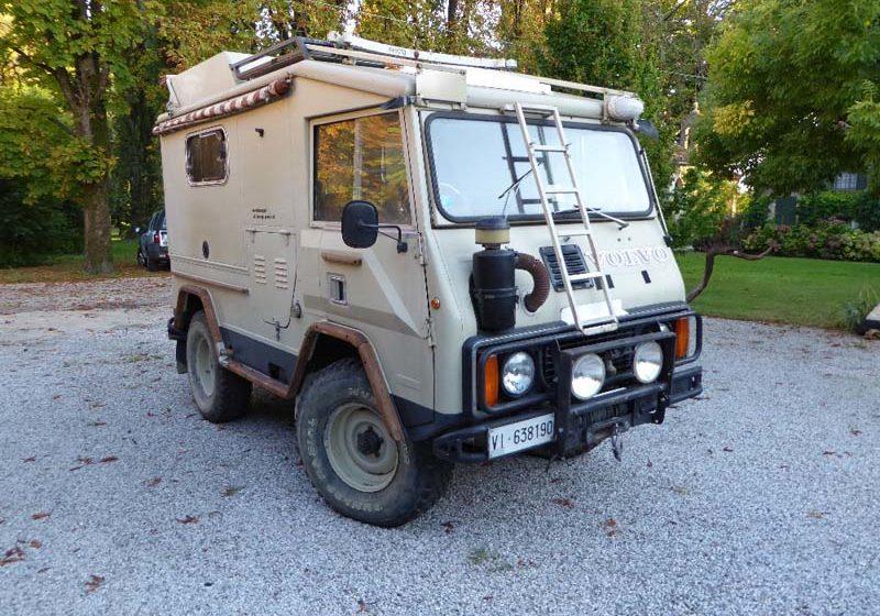 Camper C202: 4×4 mini, storico e integrale