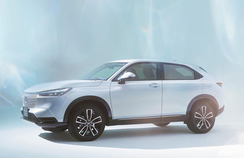 HONDA HR-V il nuovo SUV ibrido (video)
