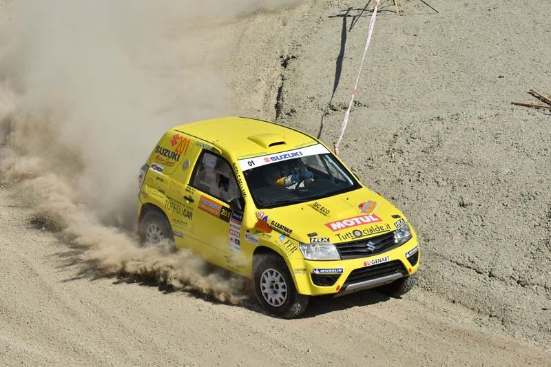 Suzuki di nuovo in campo nel Campionato Italiano Cross Country 2021