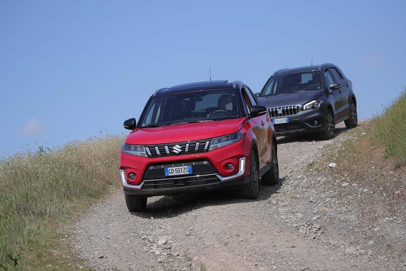 Suzuki: Vitara e S-Cross le ibride ora anche automatiche