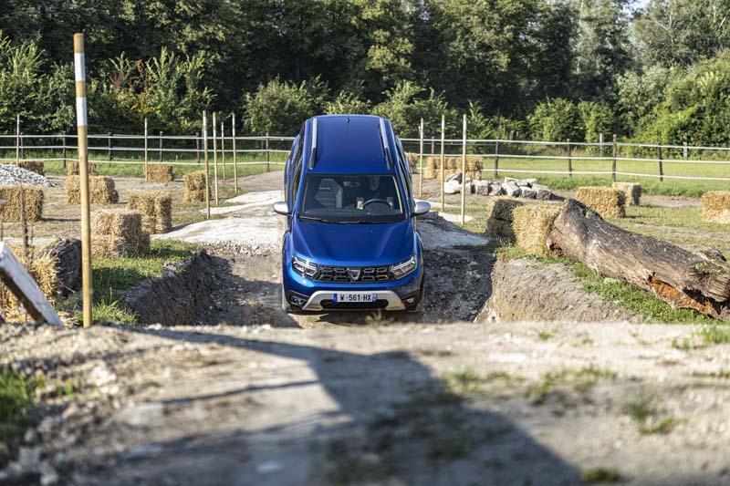 Dacia Duster nuovo più che mai