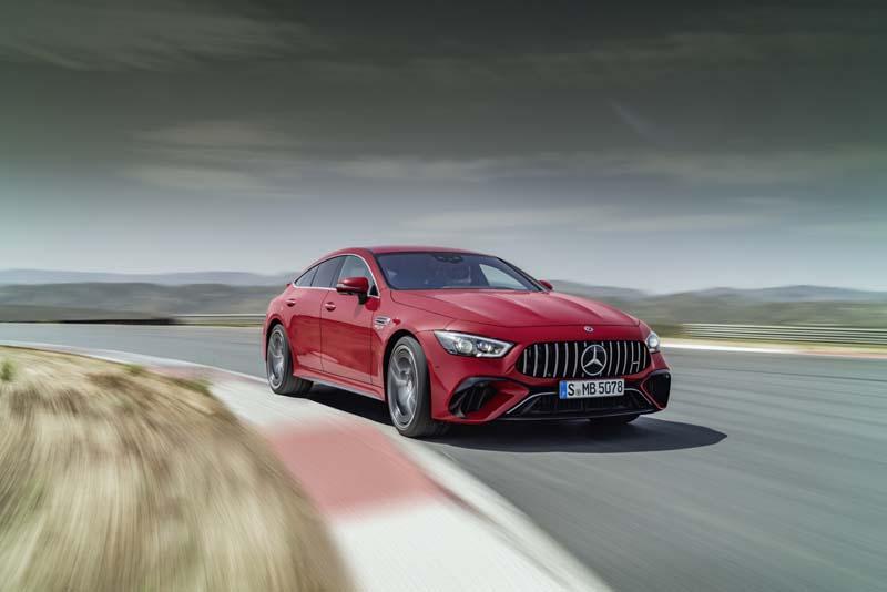 Mercedes: arriva la prima ibrida high performance
